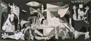 Guernica - Picasso - 1937