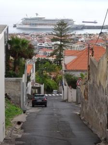 Hiking Dow to Funchal