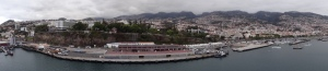 Funchal from the Epic - Click on for Panoramic