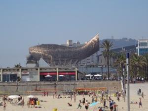Barcelona Peix (Fish), Frank Gehry