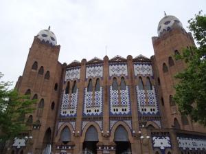 """Plaza de Toros Monumental de Barcelona"" (1914) Shelters the Bullingfighting Museum of Barcelona"