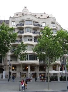 Casa Mila - Another Gaudi Project