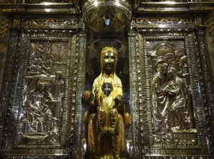 The Black Madonna from the 12th Century