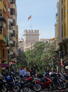 Valencia, Old Town