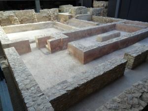 Museo de La Almoina-Roman Ruins - the Thermae