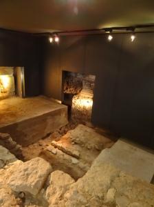 Museo de La Almoina-Roman Ruins - the