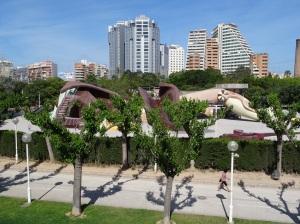 Jardine de Turia River Park