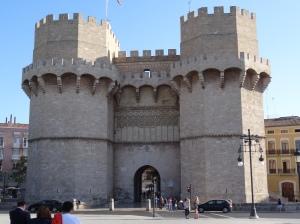 Valencia - Torres de Serrano