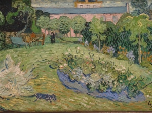 Van Gogh - 1890 - Daubigny's Garden