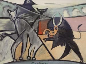Picasso - 19 - Bullfight