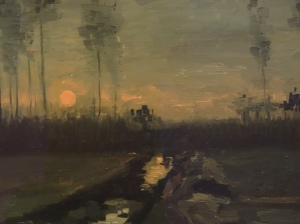 Van Gogh 1885 - Evening