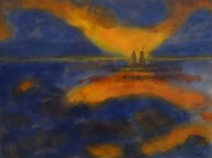 Emil Nolde – Red Clouds