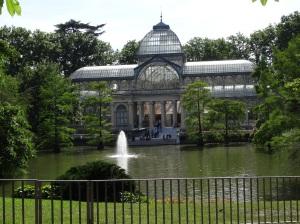 Palacio de Cristal - Retiro Park