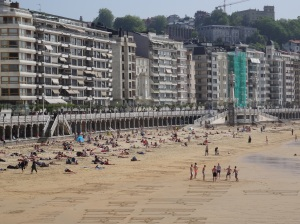 San Sebastian - La Concha Beach