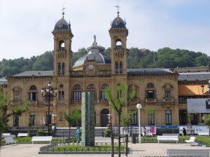 Palace.... - San Sebastian
