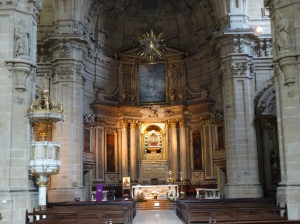 Basilica Santa Maria - San Sebastian