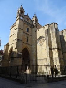Church of Saint Vincent - San Sebastian