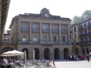 Constitucion Square - San Sebastian