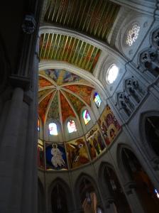 Cathedral de Santa Maria la Real de la Almudena de Madrid