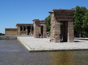 Temple of Debod - Madrid