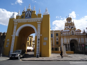 Basilica de La Macarena (Our Lady of Hope Macarena