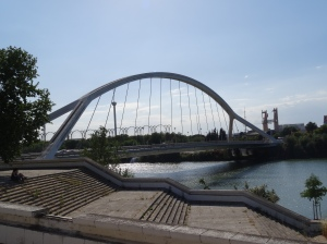La Barqueta Bridge