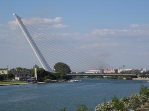 Alamillo Bridge (Puente de Alamillo)