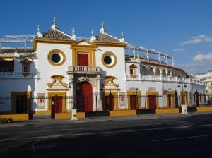 Toros de la Real Maestranza de Caballeria de Seville