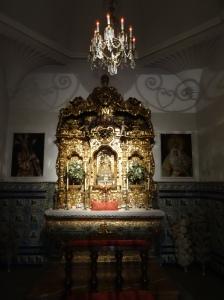 Matadors Chapel