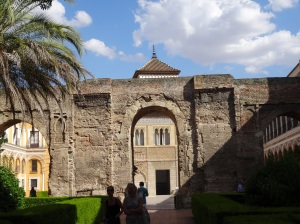 Alcazar of Seville, the Royal Palace of Seville