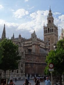 Alcazar of Seville, the Royal Palace of Seville
