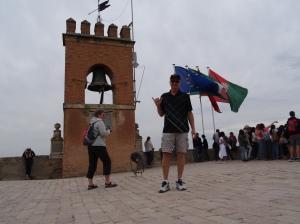 Top of Torre de la