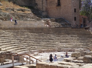 Roman Theatre dating back to 1st century BC