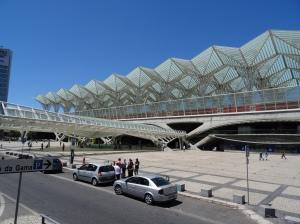 Oriente Railway Station
