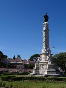 Fountain in Jardim de Belem