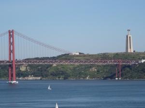 Bridge over Targus River