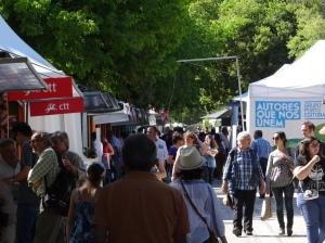 Book Festival in Parque Eduardo VII