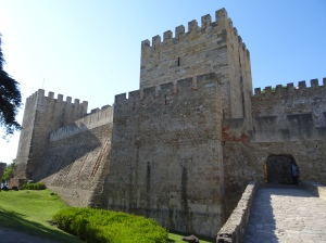 São Jorge Castle is a Moorish castle