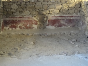 Moorish Quarters - 11th-12th Century (archeological dig within Castelo St. Jorge)