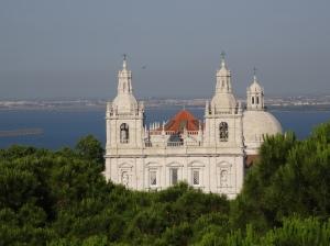 Monastery of Sao Vicente de Fora, and the Church of Santa Engracia