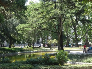 Jardin de Cos