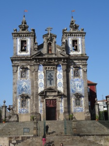 Igreja de Santo Ildefonso (Church of Saint Ildefonso)