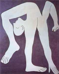 Picasso - The Acrobat