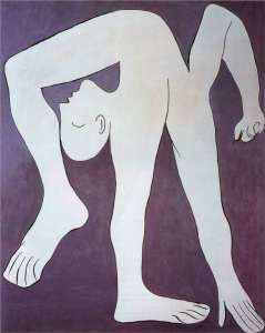 Picasso - The Acrobat