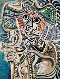 Picasso - Musketeer with a Sword