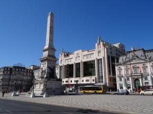 Plaza de los Restauradores