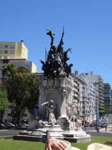 Monument to the People's and Heroes of the Peninsular War