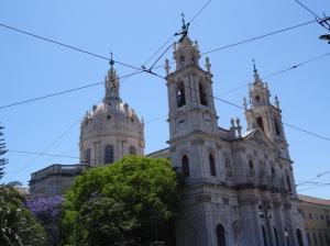 Estrela Basilica, Lisbon