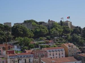 Sao Jorge Castle (Moorish Castle)