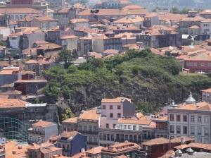 Porto from Torre de Clegerio
